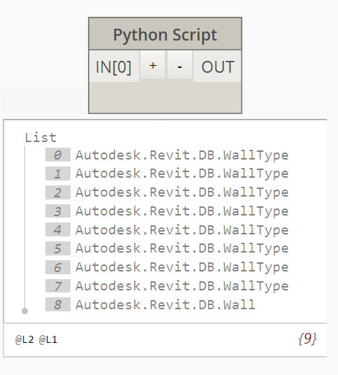 Revit API using Python - Dictionary – generative_Components